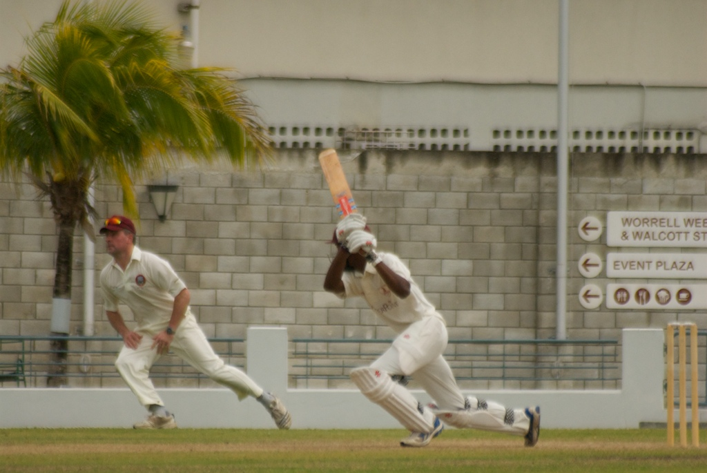 Cricket at the Oval – Barbados