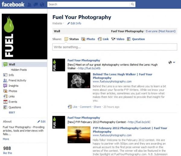FYP Facebook page