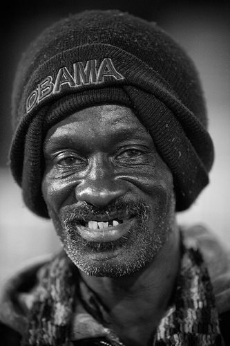 Thomas Hawk's $2 Portrait Project