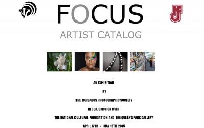 Focus Photography Exhibition Artist Catalog