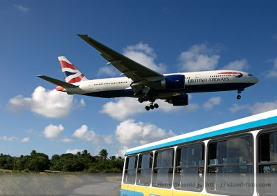 Grantley Adams Airport - Barbados