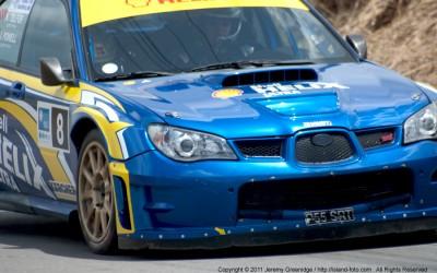 SOL Barbados Rally 2012
