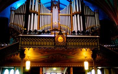 Time for Church: Basilique Notre-Dame de Montreal