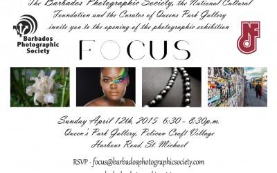 Focus Photography Exhibition – Bridgetown Barbados